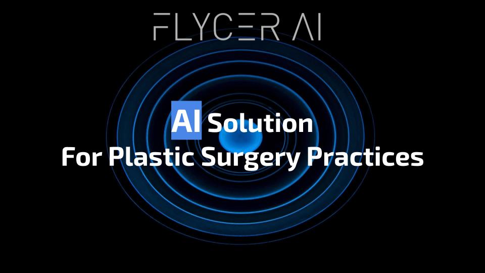 AI Solution for Plastic Surgery Practices