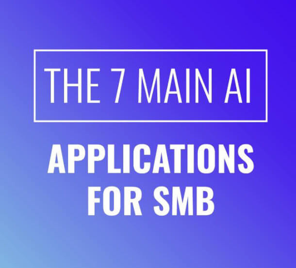 7 AI applications