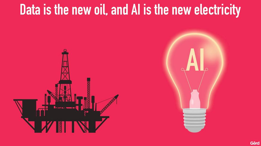 data is like oil